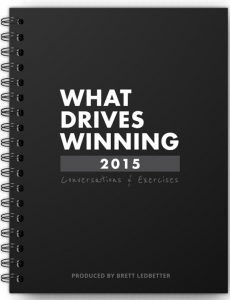 What Drives Winning Workbook 2015