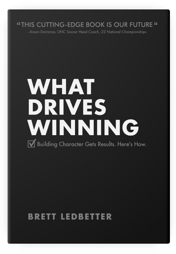 What Drives Winning Book