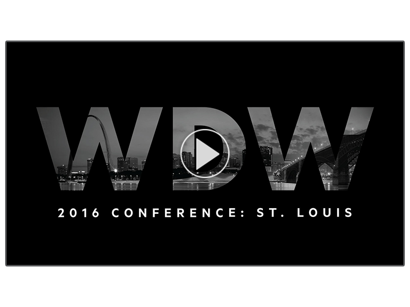 Watch the 2016 Conference