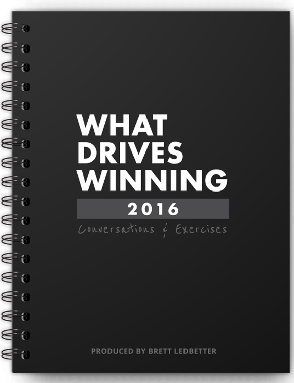 What Drives Winning Workbook 2